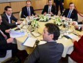 Tsipras AB zirvesinde 'cesur girişim' çağrısı yaptı