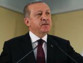 Erdoğan'dan ABD'ye Suriye mesajı