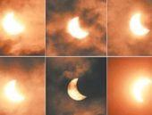 Güneş tutulması 2015 Türkiye hilal görecek!