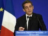 Fransa'da Sarkozy'den 'seçim başarısı'
