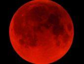 Kanlı ay tutulması bugün saat kaçta?