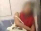 Metroda uyuyan kadına cinsel saldırı
