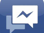 Facebook' a  yeni Messenger imajı