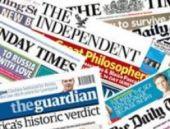 26 Mart İngiltere basın özeti