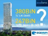 380 bin TL'lik daire 247 bin TL'ye nasıl alınır?