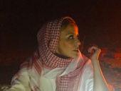 Seksi şarkıcı arap gecelerinde tarz değiştirdi!