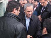 Arınç'tan HDP'ye baraj göndermesi