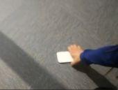 Galaxy S6 Edge'nin zorlu test videosu
