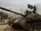İdlib'i şimdi de rejim güçleri kuşatıyor!