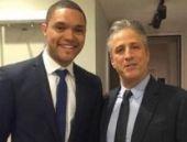 The Daily Show'u Stewart'ın yerine Noah sunacak