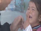 5 yaşındaki Suriyeli kızın gözyaşları