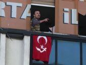 AK Parti'yi basan kişi terörist değil meczup çıktı!