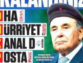 Güneş gazetesinden şok Aydın Doğan manşeti!