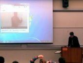 Profesörün şakası tıklanma rekoru kırdı