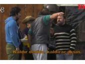 Ütopya'da Harun ile Murat birbirine girdi!