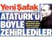 Yeni Şafak'ın o manşeti için mahkeme kararı!