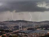 İstanbul ve 3 il için hava durumu alarmı