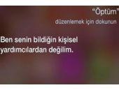 Siri Türkçe konuştu! Sosyal medya yıkıldı