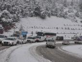11 ilde kar alarmı son hava durumu korkuttu