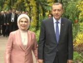 Erdoğan çifti sinemaya gitti!