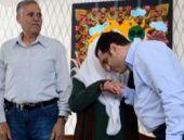 Selahattin Demirtaş'ın anne ve babası ilk kez...