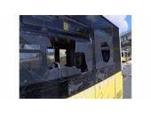 Fırlayan metrobüs tekeri dehşet saçtı!