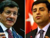 Davutoğlu o bakanlığı HDP'ye verecek! Bomba kulis