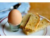 Sabah yenilen yumurtanın yaptığına bakın