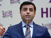 Demirtaş Davutoğlu'ndan oy istedi