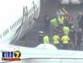 İşçi kargoda uyuyakaldı, uçak acil iniş yaptı