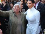 Kim Kardashian'a teyzelerden yoğun ilgi!