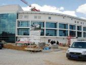 Kastamonu Üniversitesi rektörlük binası inşaatında ölüm
