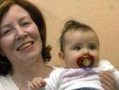 Dördüz bekleyen 65 yaşındaki Alman anne: Korkmuyorum