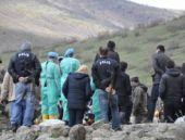 Tunceli'de toplu mezar kazısında kemikler bulundu!