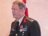 Kara Kuvvetleri Komutanı Saray'da!