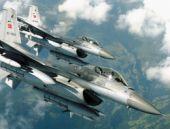Yunanistan ve Suriye'den taciz uçuşu