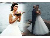 Nur Bozar evlendi düğünde o da vardı!