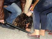 Şehit savcının katilinin mezarında polis müdahalesi
