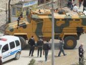 Sınırda korkutan askeri hareketlilik