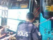 İstanbul'da korkunç halk otobüsü kazası