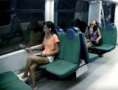 Metroda gece yarısı yaşananlar kriz çıkardı!