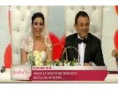 Esra Erol'da Hakan ile Seba evlendi!