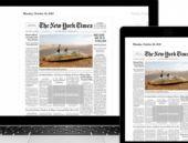 New York Times'tan skandal sansür