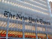 New York Times'tan Türklere skandal sansür