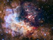 NASA yıldızlardan yeni görüntüler geçti
