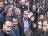 Beyoğlu'ndaki yürüyüşe polis engeli