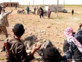 IŞİD vahşette sınır tanımıyor!