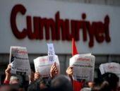 İlk başörtülü bakan için Cumhuriyet'ten olay fotoğraf!