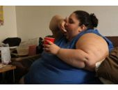 300 kiloluk kadının seks hayatı bile bitti