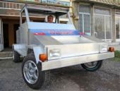 Erzurumlu motor ustasından yerli otomobil!